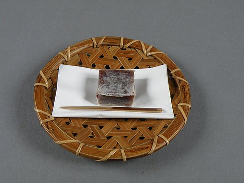 Iron wire knitting small dish Meimeizara