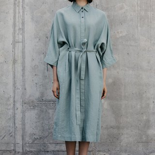 Linen Dress Motumo – 18S14