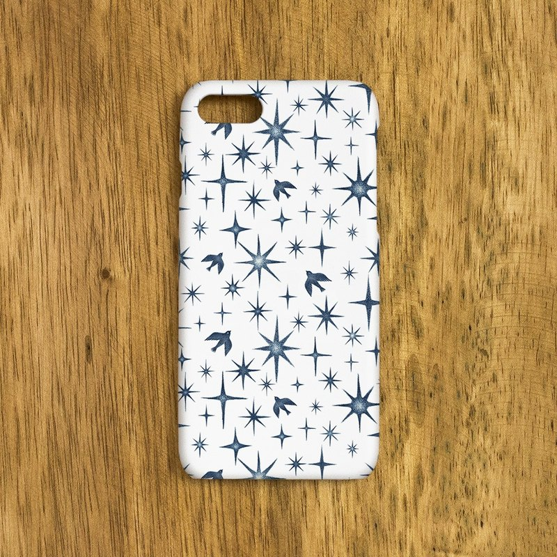 "One navy blue one. Smash Case ""Navy Birds and the stars"" SC - 295"