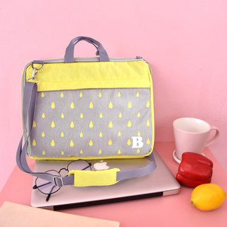 "13"",15"" yellow laptop /macbook sleeve"