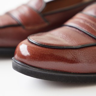Salvatore Ferragamo Loafer Shoes 乐福鞋 香蕉猫。Banana Cats