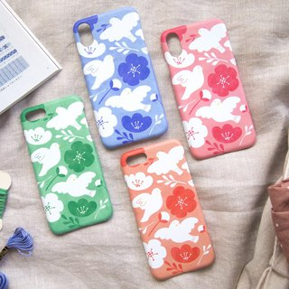 Peace Doves iPhone case
