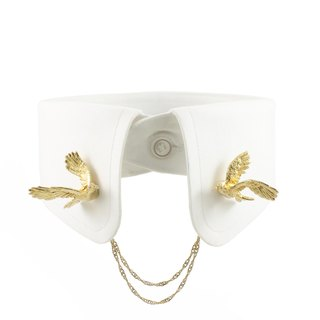 Cockatoo Magnetic Clip- gold