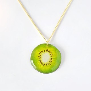 KIWI NECKLACE