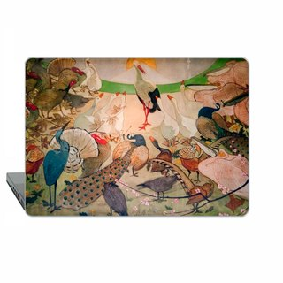Macbook case Birds Macbook Pro 13 Retina Case MacBook Air 13 Case Art Nouveau Macbook 11 fulcolor Macbook 12 Macbook Pro 15 touch bar classic art Case 1723