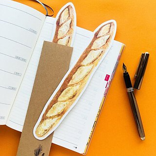 Greeting card/Baguette
