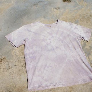 植物染上衣OM上衣T-shirt Yoga Top Natural dye