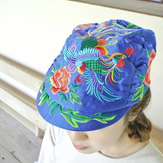 Chinese tradition cap
