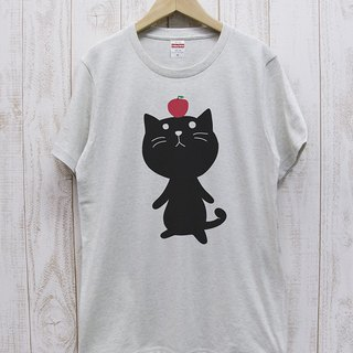 Knee Ten Zero Nyan Tee Apple (Oatmeal) / RIT001-OA