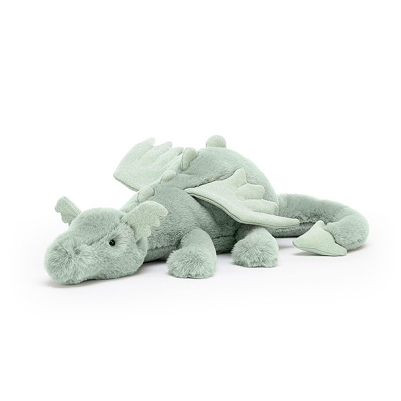 Jellycat Sage Dragon 飞龙 约50cm