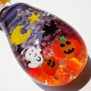 Halloween pendant glass Tongo Tama Autumn Halloween
