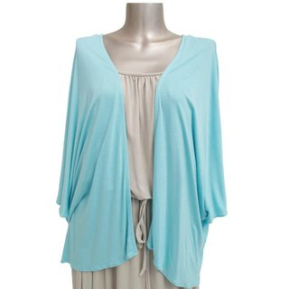 Also I want multiple shots at the simple! Kimono Cardigan <Aqua>