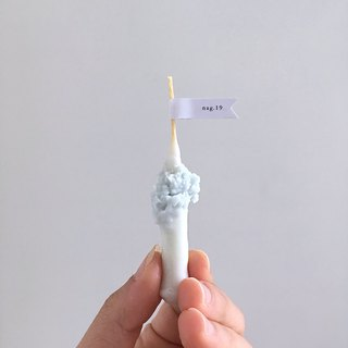 f i n g e r s | 小指头蜡烛 handmade candle #little finger