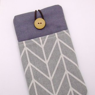 iPhone sleeve, Samsung Galaxy S8, Galaxy Note 8 pouch cover 自家制手提电话包, 手机布袋,布套 (可量身订制) (P-242)