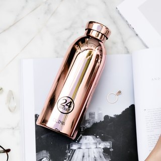 新品 24Bottles Clima Rose Gold (500ml) - 保暖12hr 保冷24hr
