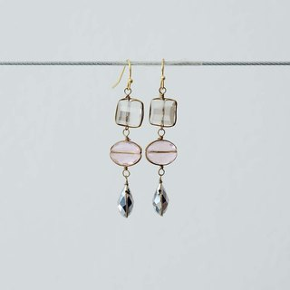 Crystal Clear Adorable Earrings