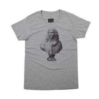 To a gift to a beautiful girl. Plaster Moliere T-shirt Unisex S to XL, Women's S to L Tcollector