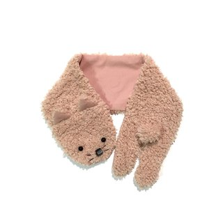 Muffler of the dog cat   Pink