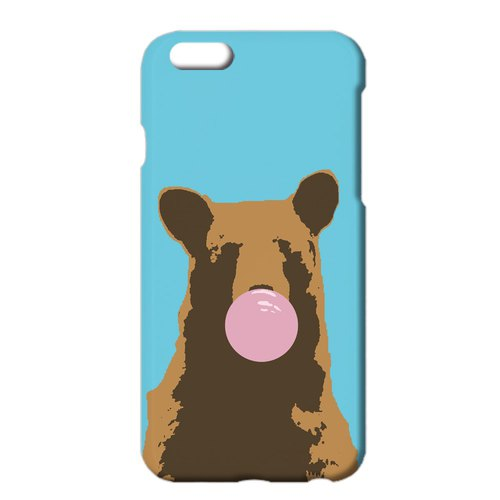 iPhone case / balloon gum / Bear