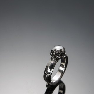 Simple Skull Ring | Standard Collection 简约骷髅戒