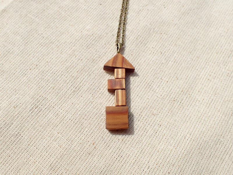 tsumiki-no-tou necklace