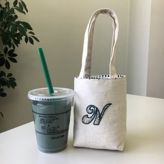 Cafe Bag Initial N Minitoto