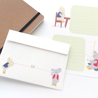 Letter writing set/nezukuma/Letter