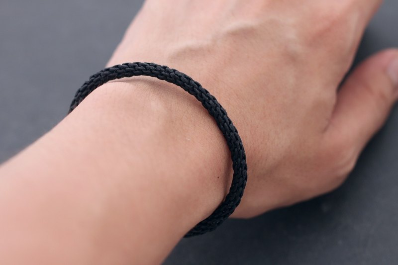 Simple Men Bracelets Woven Wristband Women Boy Friendship