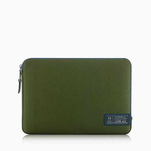 Matter Lab CÂPRE Macbook Air 13.3寸收纳包-松柏绿
