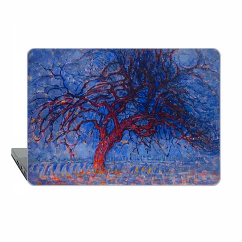 MacBook case MacBook Pro MacBook Air MacBook Pro Retina hard case blue art 1757