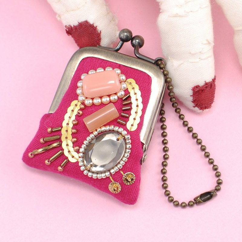 tiny purse for rings and pill,coins,accessories,bag charm purse 20
