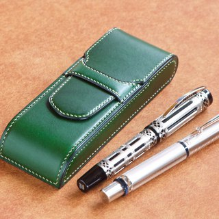 Case for two fountain pens