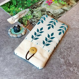 iPhone sleeve, Samsung Galaxy S8, Galaxy Note 8 pouch cover 自家制手提电话包, 手机布袋,布套 (可量身订制) (P-228)