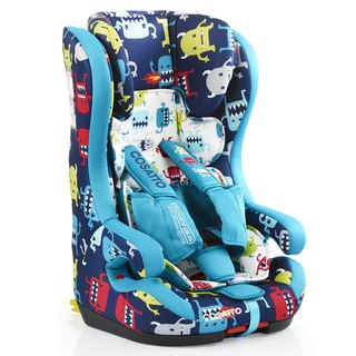 英国 Cosatto Hubbub Group 123 Isofix 汽车安全座椅 – Cuddle Monster 2 (5 point plus)