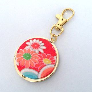 Bag hanger with Japanese Traditional Pattern, Kimono