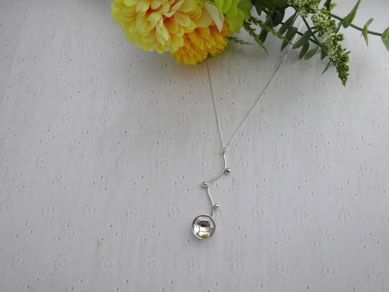 Herb real necklace 8