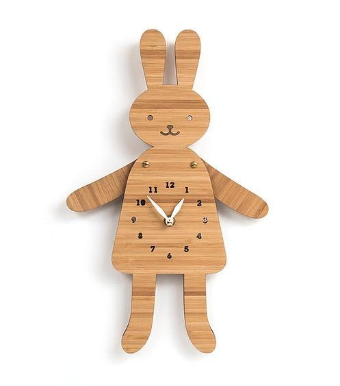 Clock of BUNNY (rabbit)