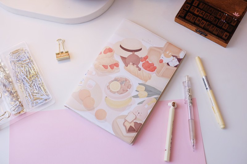 Notebook A5 (Picnic)