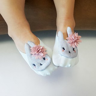 Baby Gift Newborn Baby Girl and boy cool Socks with rabbit