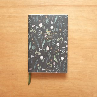 SELF-LAYOUT DESIGN PLANNER A5 : Herbarium