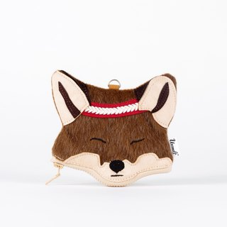 Red Fox Purse