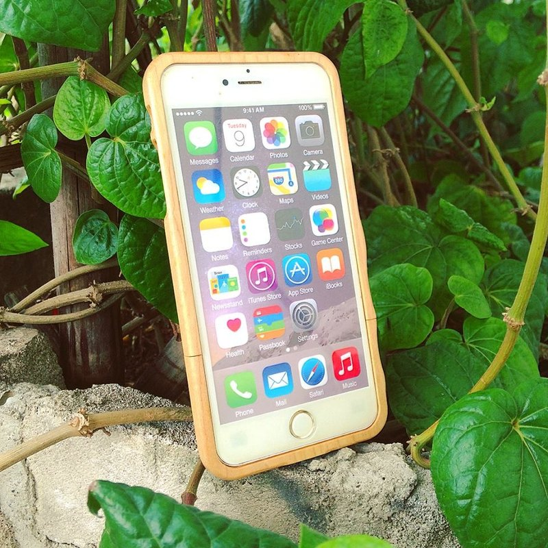 Maple Case with grasp for iPhone 6/6s plus