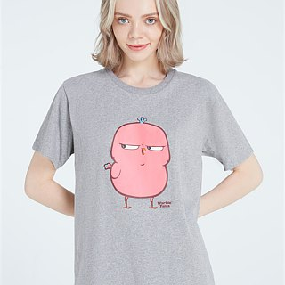 Phebie T-shirt premium soft (Grey)