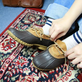 Back to Green:: L.L.Bean 猎鸭靴  vintage shoes