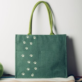 待你回家潮麻包 Bring You Home KK Jute Bag