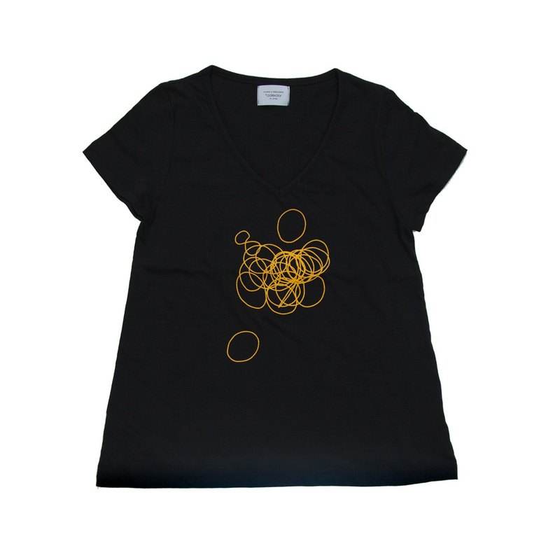 Our shop original from the body. Rubber T-shirt Ladies Free Size Tcollector