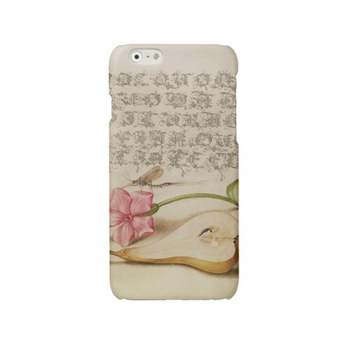 iPhone SE case flower iPhone 6 7 case pear iPhone 6s Plus case floral iPhone 5 5s cover gift iPhone 4 4s case Samsung Galaxy S4 S5 S6 S7 1321
