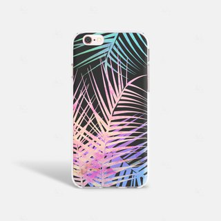 Tropical iPhone 7 Case Clear iPhone 8 Case Clear iPhone 7 Plus Clear Case Gift
