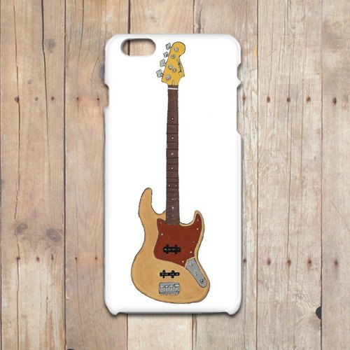 FENDER JAZZ BASS # 2 iPhone7 / 6 / 6s / 5 / 5s Case