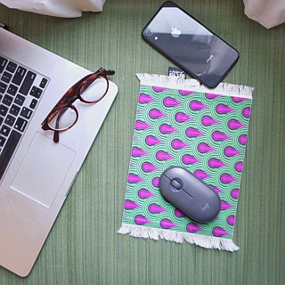 [STUDIO MANGO] The New Classic 系列 - The Concouse 地毯地毡鼠标垫/鼠标垫 Rug/Carpet Mouse pad mousepad